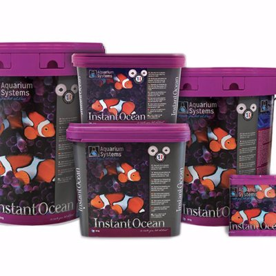 INSTANT OCEAN Reef Salt 25 kg Bucket